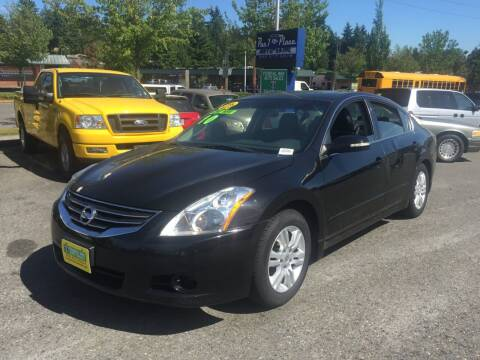 2010 Nissan Altima for sale at Federal Way Auto Sales in Federal Way WA
