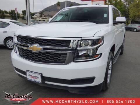2020 Chevrolet Suburban for sale at McCarthy Wholesale in San Luis Obispo CA