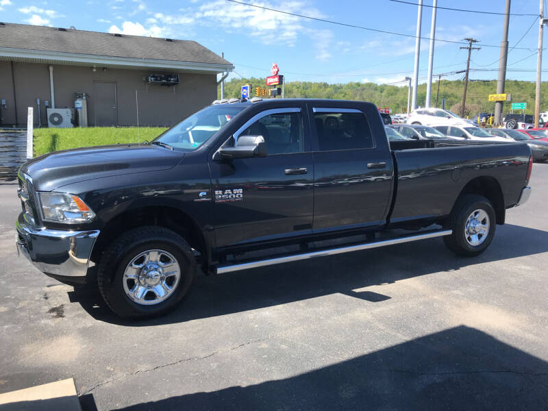 2017 RAM Ram Pickup 2500 for sale at Singer Auto Sales in Caldwell OH