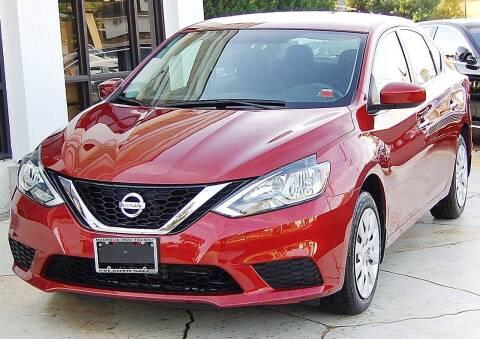 2016 Nissan Sentra for sale at Avi Auto Sales Inc in Magnolia NJ