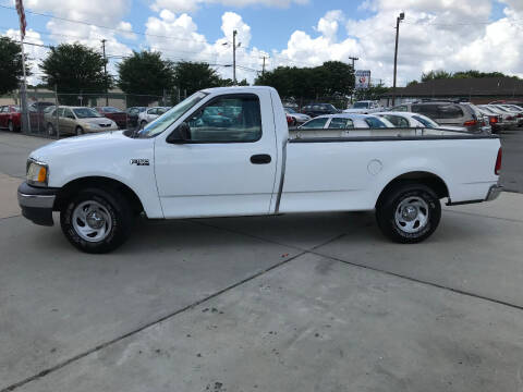 2001 Ford F-150 for sale at Mike's Auto Sales of Charlotte in Charlotte NC
