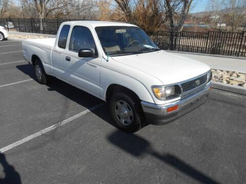 1996 Toyota Tacoma for sale at AUTOTRUST in Boise ID