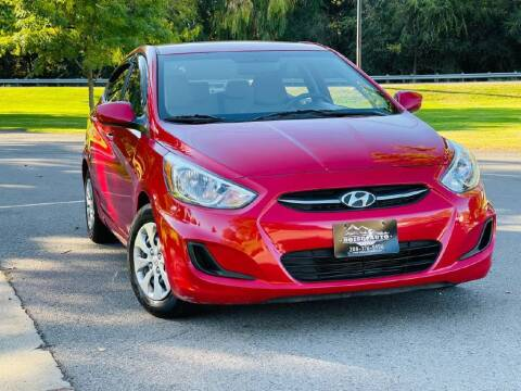 2016 Hyundai Accent for sale at Boise Auto Group in Boise ID