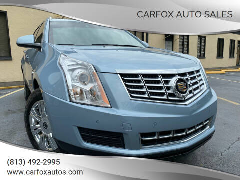 2013 Cadillac SRX for sale at Carfox Auto Sales in Tampa FL