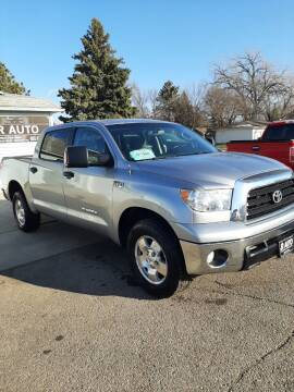 2008 Toyota Tundra for sale at JR Auto in Brookings SD