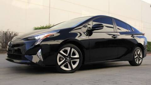 2016 Toyota Prius for sale at New City Auto - Retail Inventory in South El Monte CA