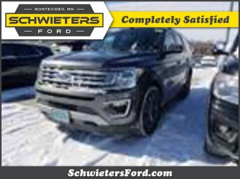 2020 Ford Expedition for sale at Schwieters Ford of Montevideo in Montevideo MN