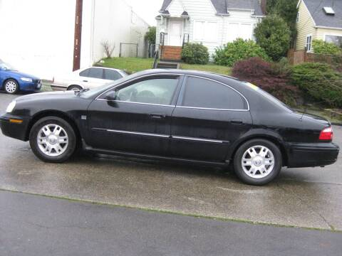 2005 Mercury Sable for sale at UNIVERSITY MOTORSPORTS in Seattle WA