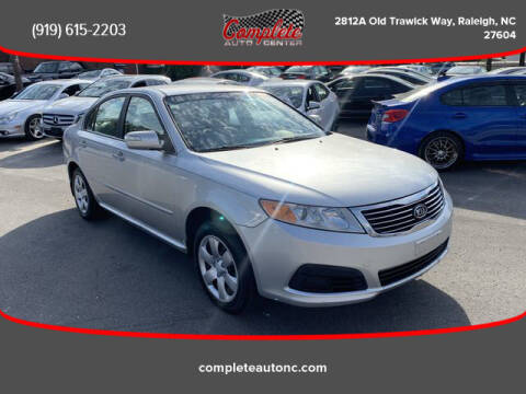 2010 Kia Optima for sale at Complete Auto Center , Inc in Raleigh NC