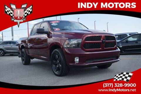 2018 RAM Ram Pickup 1500 for sale at Indy Motors Inc in Indianapolis IN