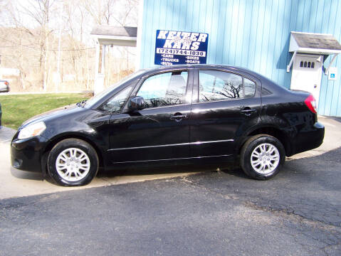 2012 Suzuki SX4 for sale at Keiter Kars in Trafford PA