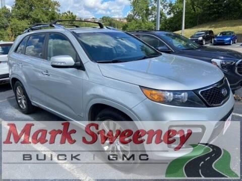 2012 Kia Sorento for sale at Mark Sweeney Buick GMC in Cincinnati OH