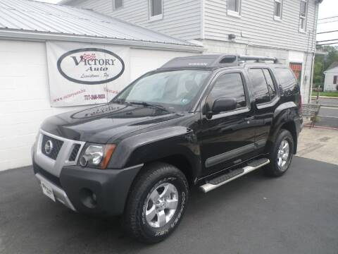 2012 Nissan Xterra for sale at VICTORY AUTO in Lewistown PA