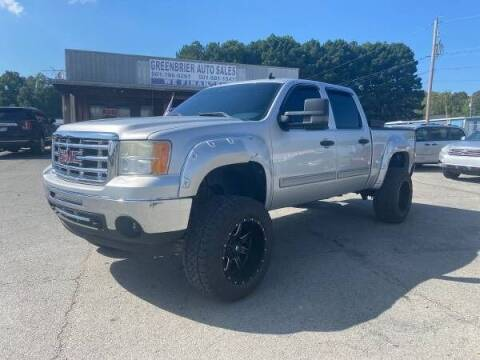 2010 GMC Sierra 1500 for sale at Greenbrier Auto Sales in Greenbrier AR