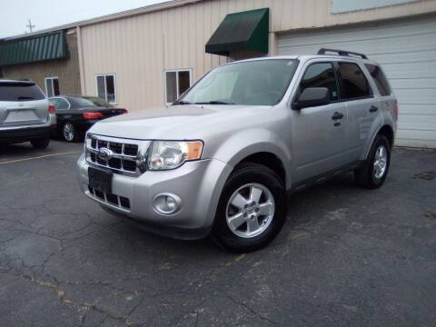 2012 Ford Escape for sale at Great Lakes AutoSports in Villa Park IL