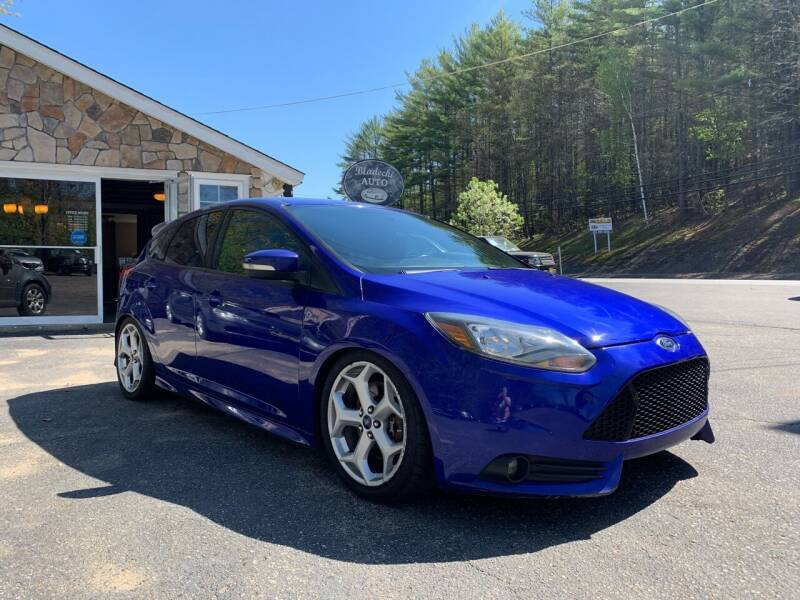 2013 Ford Focus for sale at Bladecki Auto LLC in Belmont NH