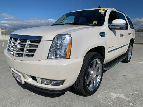 2012 Cadillac Escalade for sale at BAY AREA CAR SALES in San Jose CA