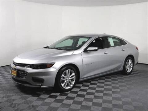 2018 Chevrolet Malibu for sale at Chevrolet Buick GMC of Puyallup in Puyallup WA