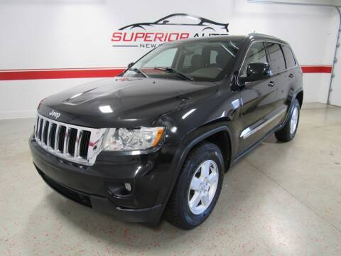 2011 Jeep Grand Cherokee for sale at Superior Auto Sales in New Windsor NY