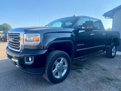 2016 GMC Sierra 2500HD for sale at FAST LANE AUTOS in Spearfish SD