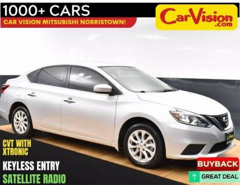 2018 Nissan Sentra for sale at Car Vision Buying Center in Norristown PA