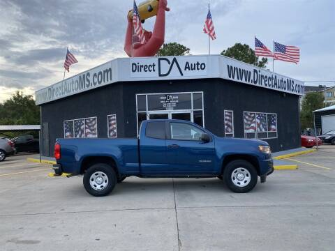2019 Chevrolet Colorado for sale at Direct Auto in D'Iberville MS