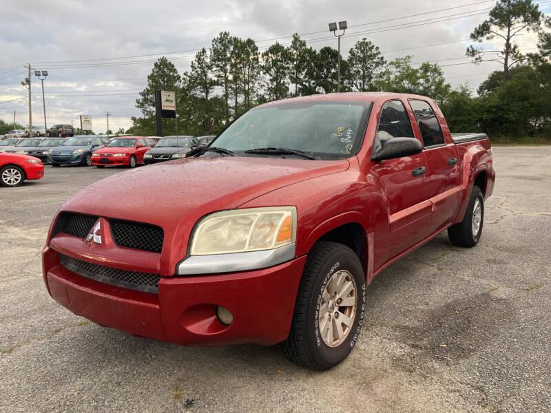 2006 Mitsubishi Raider for sale in Eastman, GA