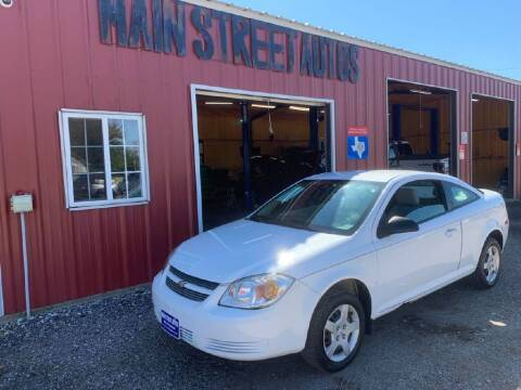 2008 Chevrolet Cobalt for sale at Main Street Autos Sales and Service LLC in Whitehouse TX