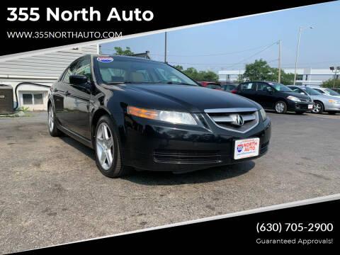 2006 Acura TL for sale at 355 North Auto in Lombard IL