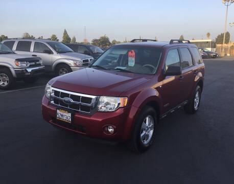 2008 Ford Escape for sale at My Three Sons Auto Sales in Sacramento CA