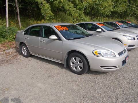 2009 Chevrolet Impala for sale at Dansville Radiator in Dansville NY