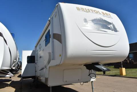 2008 Sunny Brook Bristol Bay 3505RK for sale at Buy Here Pay Here RV in Burleson TX