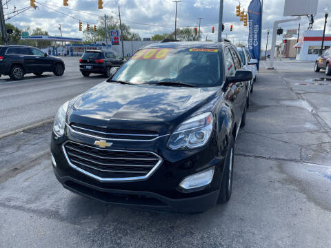 2016 Chevrolet Equinox for sale at National Auto Sales Inc. - Hazel Park Lot in Hazel Park MI