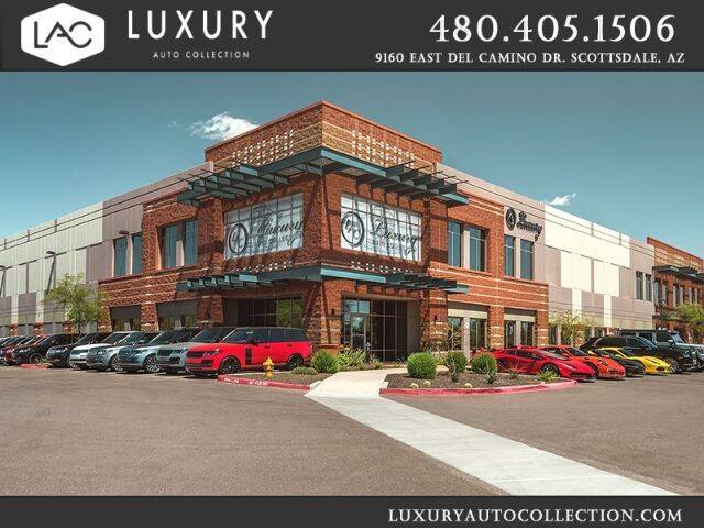 2017 Ferrari 488 GTB for sale at Luxury Auto Collection in Scottsdale AZ