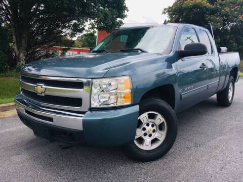 2009 Chevrolet Silverado 1500 for sale at Atlanta United Motors in Buford GA