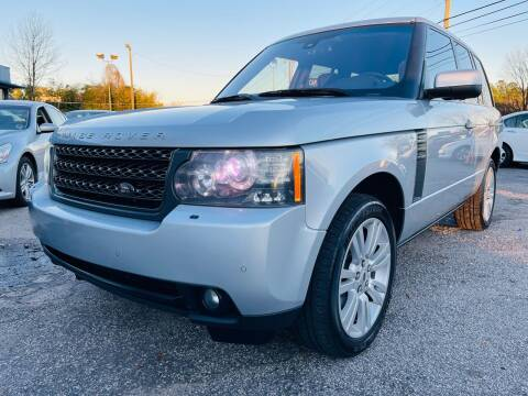 2011 Land Rover Range Rover for sale at Capital Motors in Raleigh NC