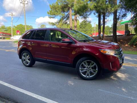 2014 Ford Edge for sale at THE AUTO FINDERS in Durham NC