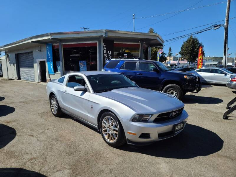 2012 Ford Mustang for sale at Imports Auto Sales & Service in San Leandro CA