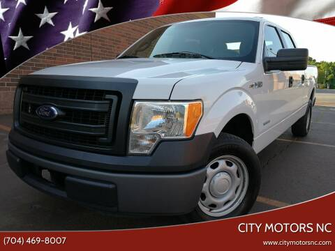 2013 Ford F-150 for sale at City Motors NC in Charlotte NC