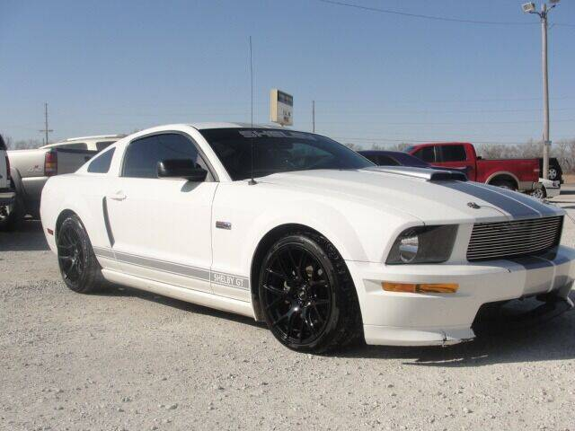 2007 Ford Mustang for sale at Frieling Auto Sales in Manhattan KS