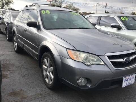 2008 Subaru Outback for sale at Five Stars Auto Sales in Denver CO