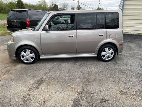 2005 Scion xB for sale at K & P Used Cars, Inc. in Philadelphia TN