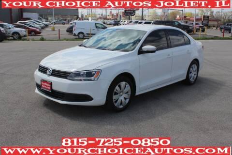 2014 Volkswagen Jetta for sale at Your Choice Autos - Joliet in Joliet IL