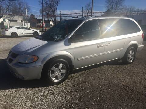 2006 Dodge Grand Caravan for sale at Antique Motors in Plymouth IN