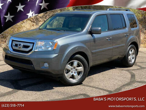 2010 Honda Pilot for sale at Baba's Motorsports, LLC in Phoenix AZ
