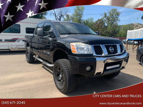 2006 Nissan Titan for sale at City Center Cars and Trucks in Roseburg OR