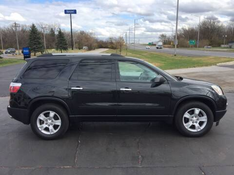 2010 GMC Acadia for sale at ROUTE 6 AUTOMAX in Markham IL