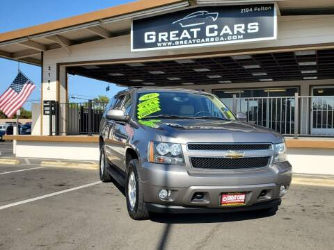 2007 Chevrolet Tahoe for sale at Great Cars in Sacramento CA