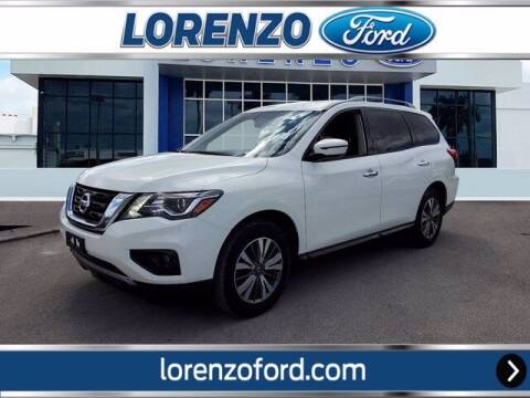 2017 Nissan Pathfinder for sale at Lorenzo Ford in Homestead FL