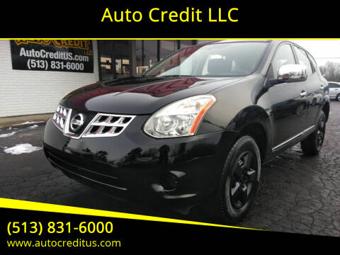 2013 Nissan Rogue for sale at Auto Credit LLC in Milford OH